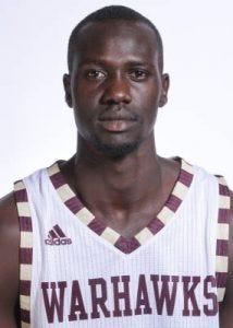 Majok Deng | Courtesy ulmwarhawks.com