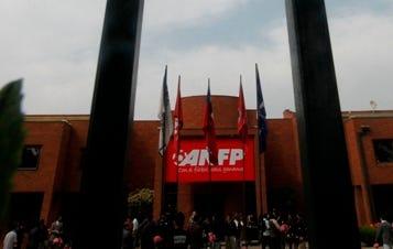Sede de la ANFP en Peñalolén