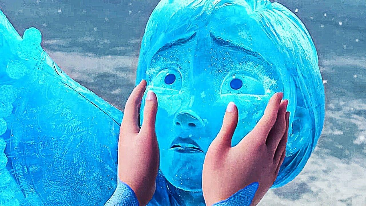 Anna Frozen Heart Scene | Frozen (2013) Disney Animation HD - YouTube
