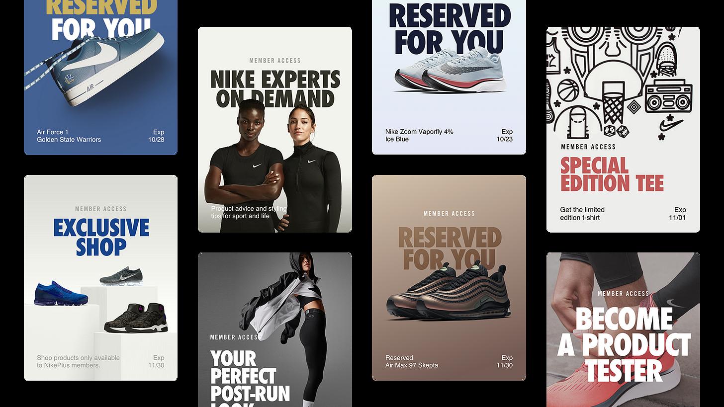 Three New NikePlus Membership Unlocks Deliver Exclusive Access - Nike News