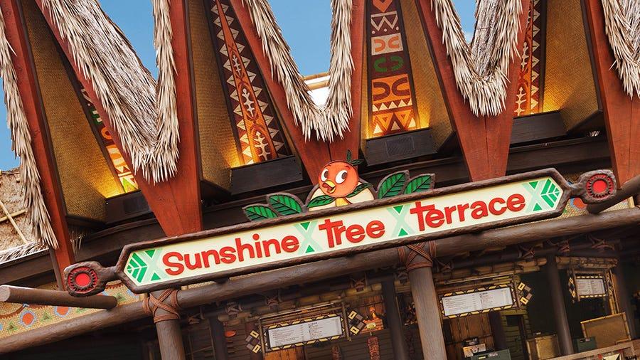 New Menu Item at Sunshine Tree Terrace in Magic Kingdom Park | Disney Parks  Blog