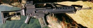 H&K G36 Assault Rifle