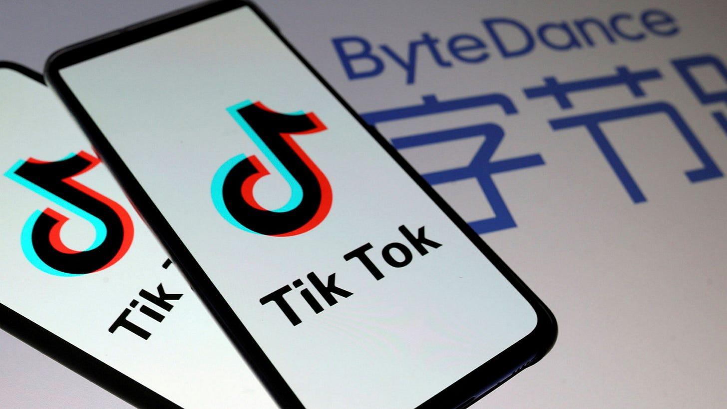 Microsoft in talks to buy TikTok   Financial Times