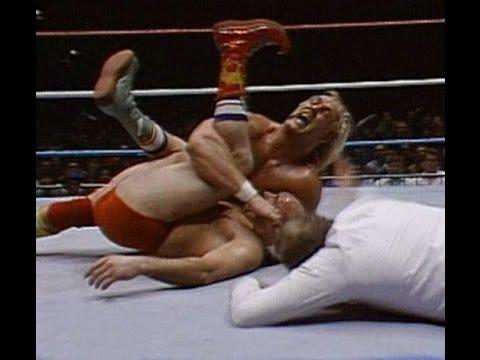 Hulk Hogan® vs Iron Sheik: The Legendary Story - Hulk Hogan