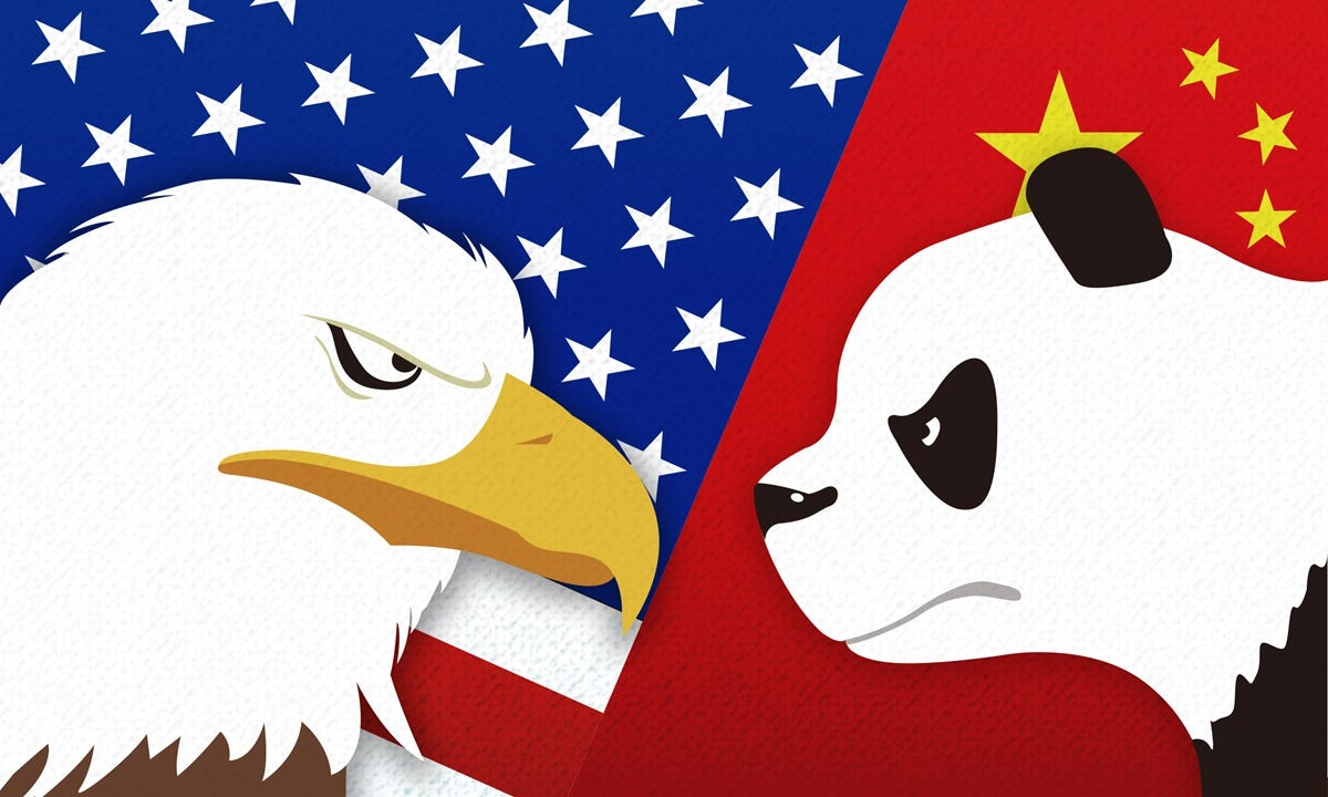 New US sanctions on China morally chaotic: Global Times editorial - Global  Times