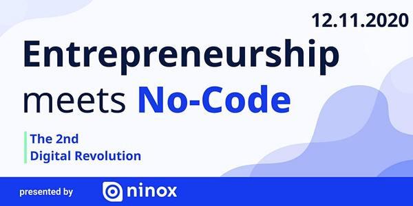 Entrepreneurship meets No-Code