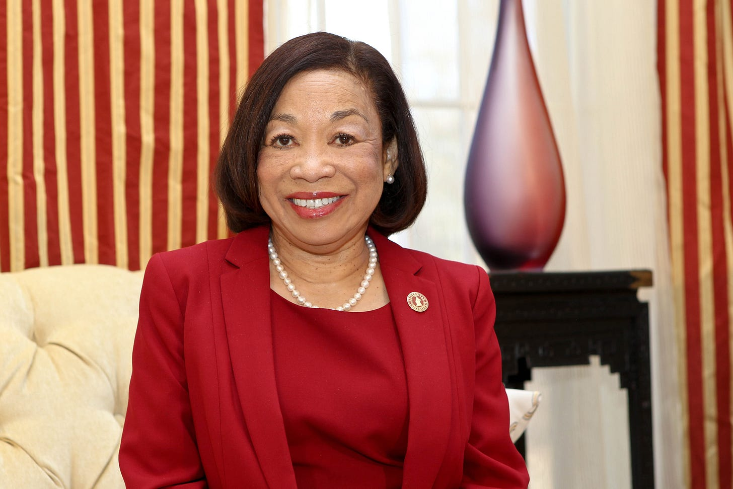 President Lily D. McNair