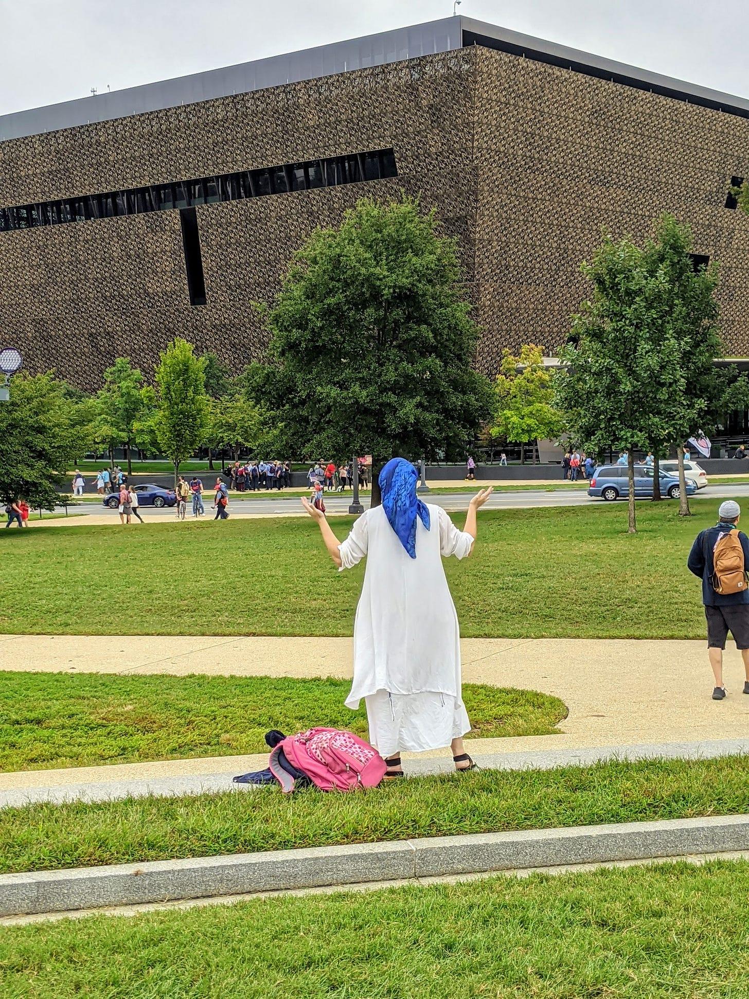 Why I Took A Trip To Washington D.C. To Pray