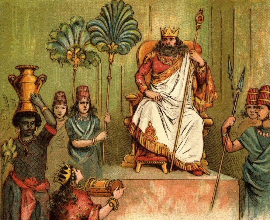 The Legend of Wise King Solomon - The Junction - Medium