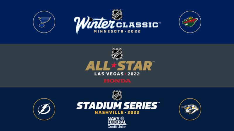Predators to Host 2022 NHL Stadium Series at Nissan Stadium - Rutherford  Source