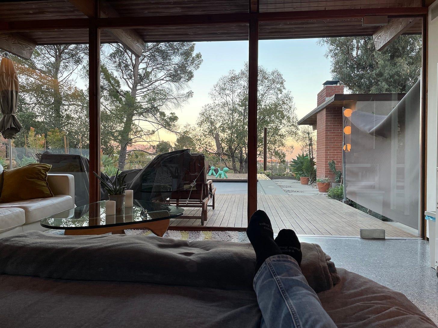 Laurel Canyon Views