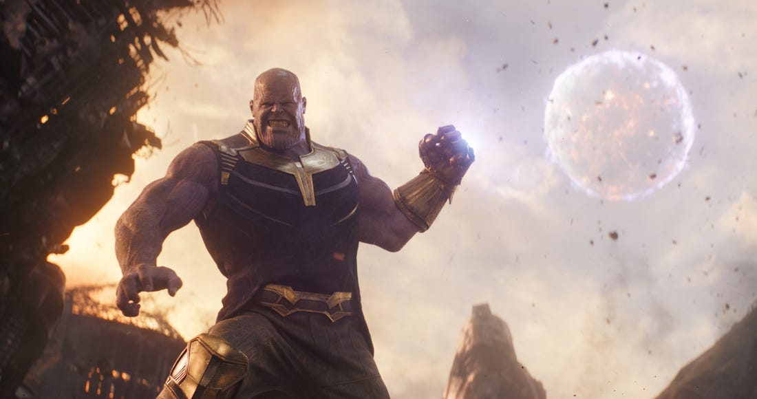 Why 'Avengers: Infinity War' villain Thanos is so frightening - Business  Insider