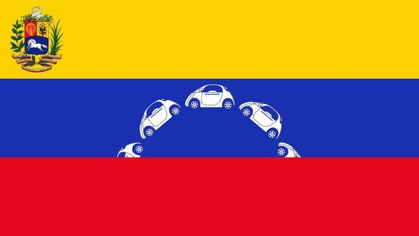Venezuelans are training AI for self-driving cars.