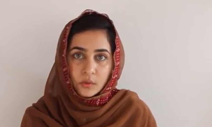 Karima Baloch.