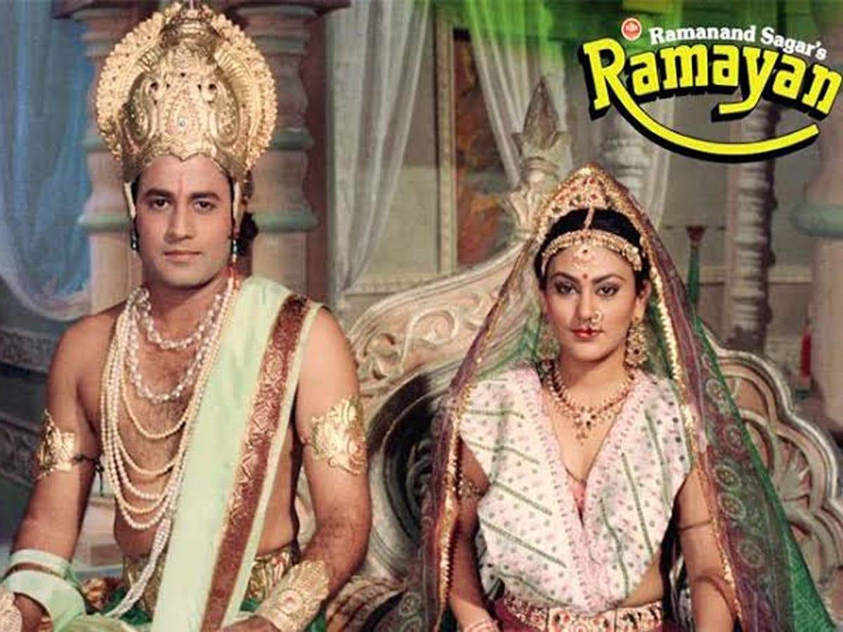 ramayan telecast news: On public demand, Ramanand Sagar's 'Ramayan ...
