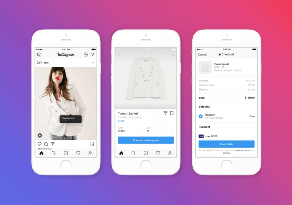 Instagram Checkout: how it affects on eCommerce and users | Divante