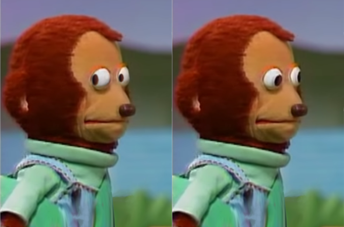 Awkward Look Monkey Puppet   Know Your Meme