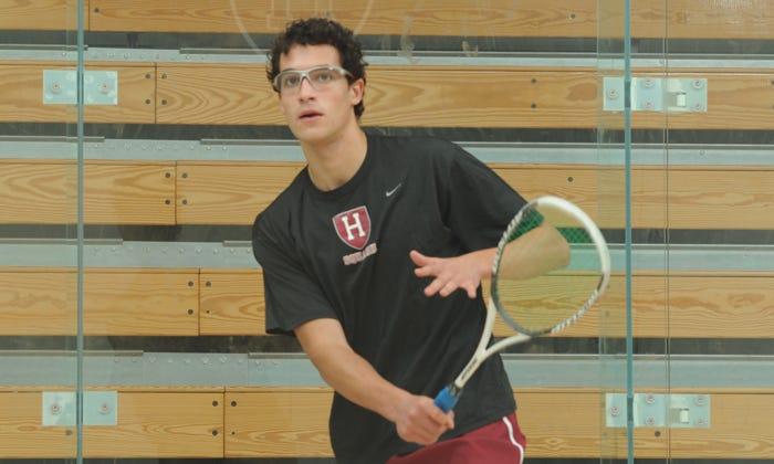 Former Squash Player Will Ahmed '12 Named BetaBoston '25 Under 25' Winner -  Harvard University