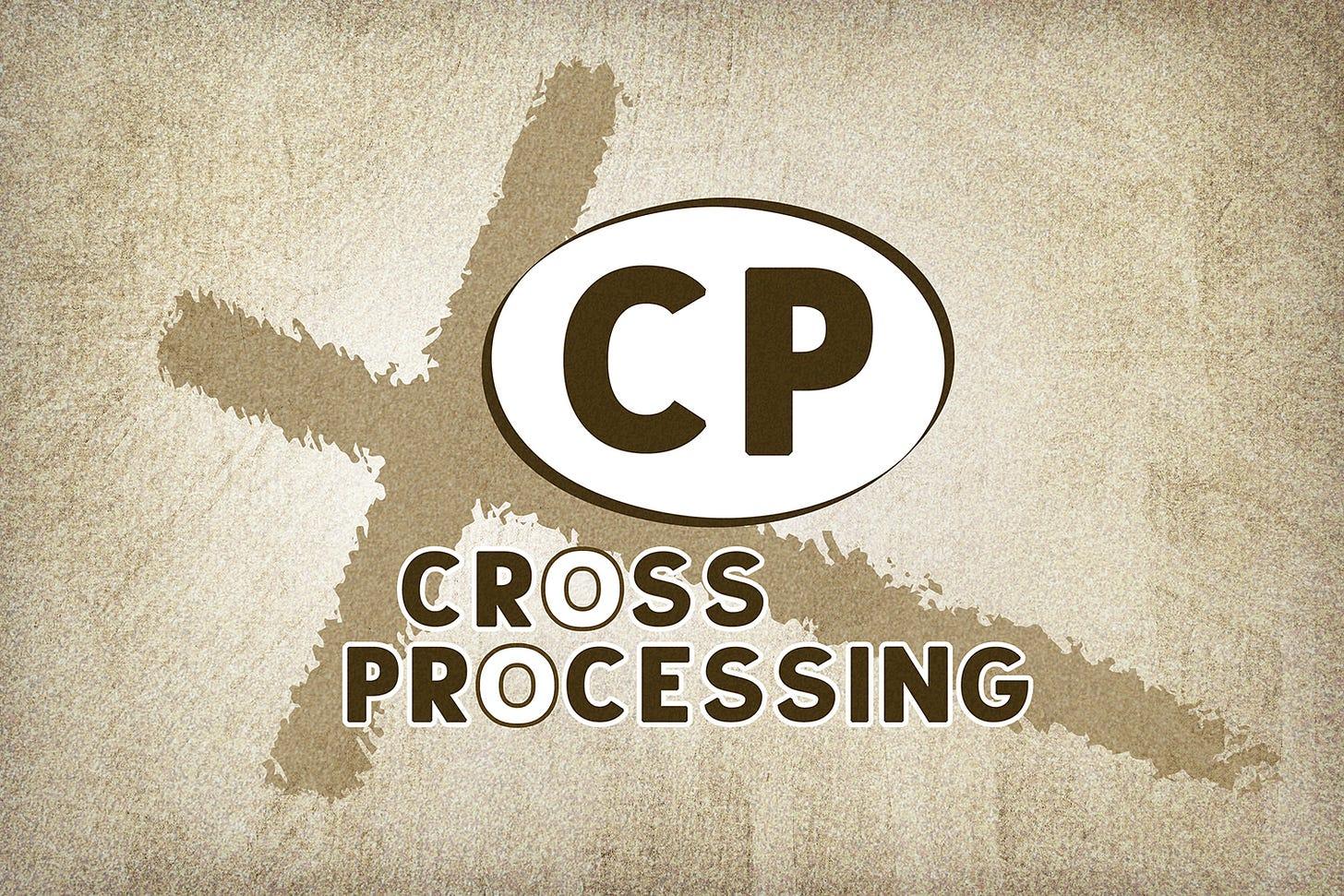 Cross Processing logo