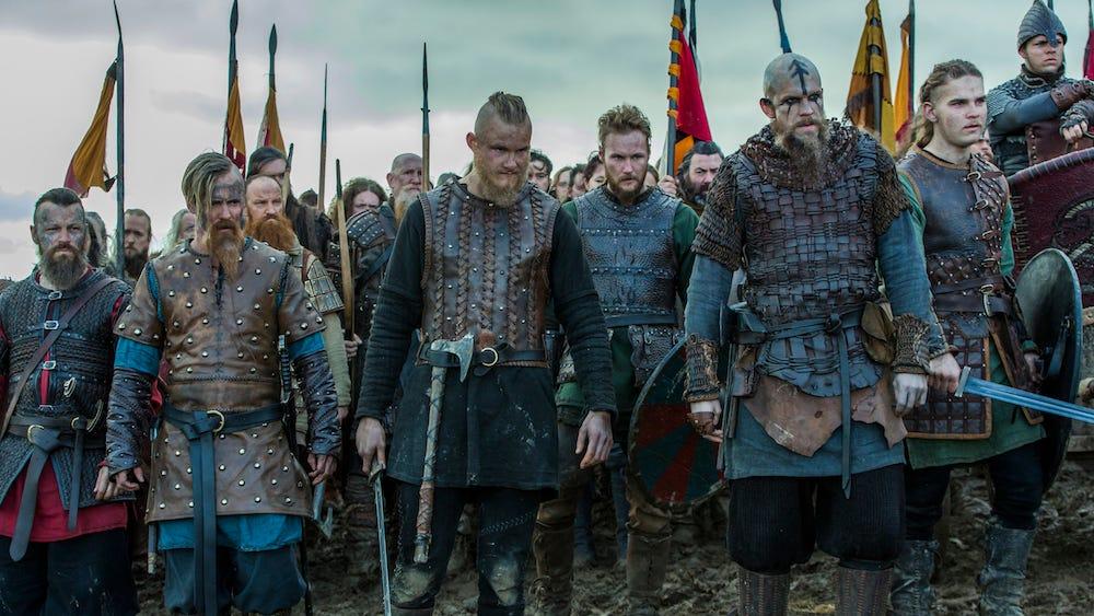 Vikings S4 Finale