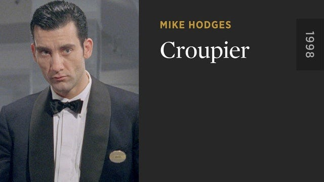 Croupier - The Criterion Channel