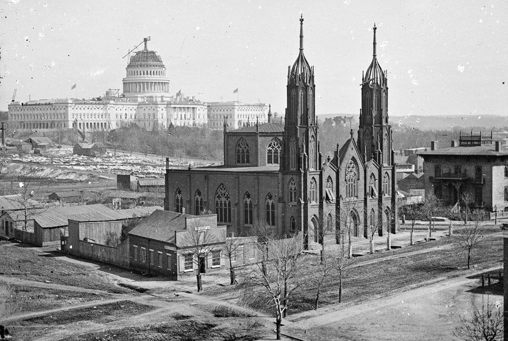 Capitol Avenue, Atlanta, 1900s