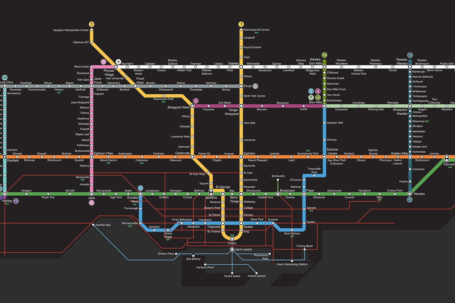 Image result for relief line transit city