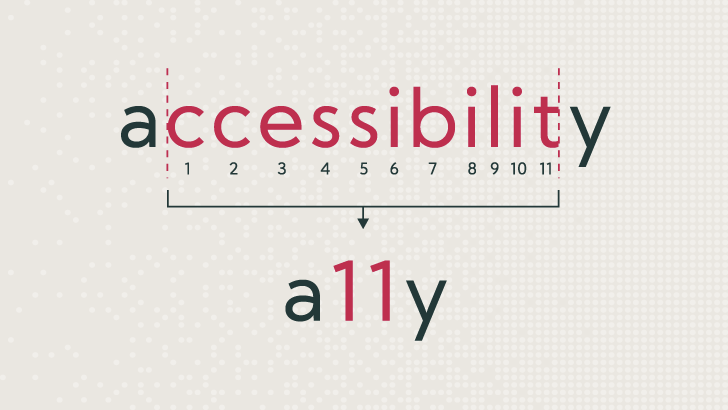 a11y explanation, based on a11y project