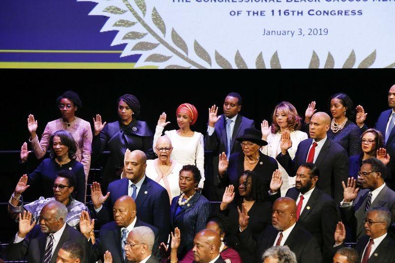 Image result for congressional black caucus 2019