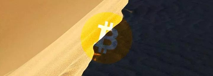 Next year's Bitcoin halving will push inflation rates down to 1.8%