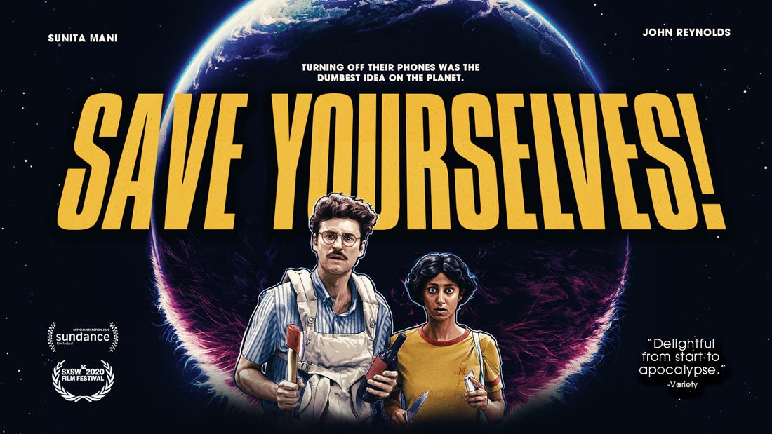 Save Yourselves! - Official Movie Site