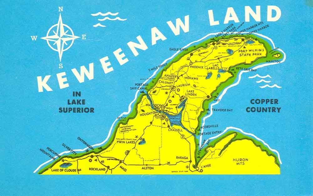 things to do in the up, upper peninsula michigan keweenaw peninsula