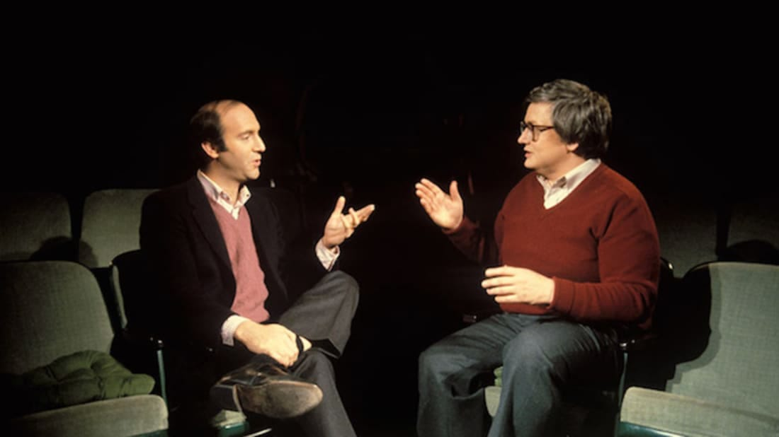 Image result for siskel and ebert