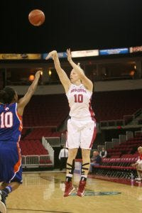 Sheedy with the sweet stroke - Courtesy Fresno State Athletics