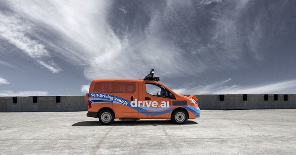 Drive.ai gets frisky in Frisco