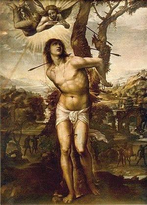Dia de São Sebastião. Agradeça e peça as bênçãos deste santo!