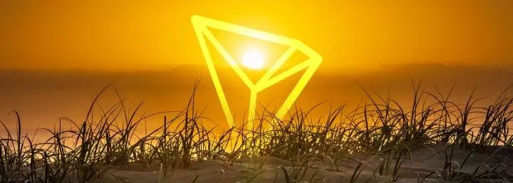 Is TRON's Sun Network a marketing gimmick? Comparisons with Ethereum and EOS metrics