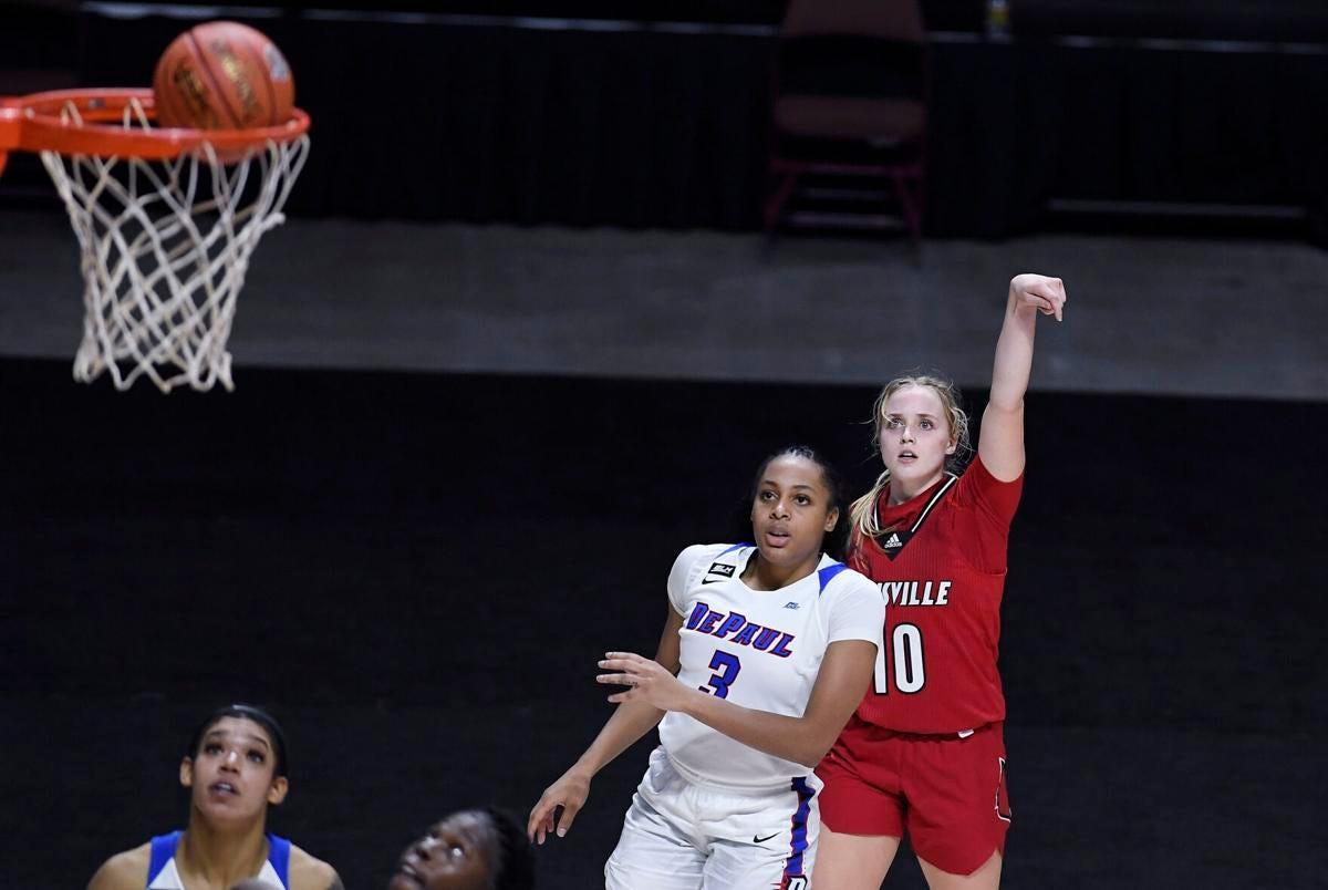 DePaul Louisville Basketball
