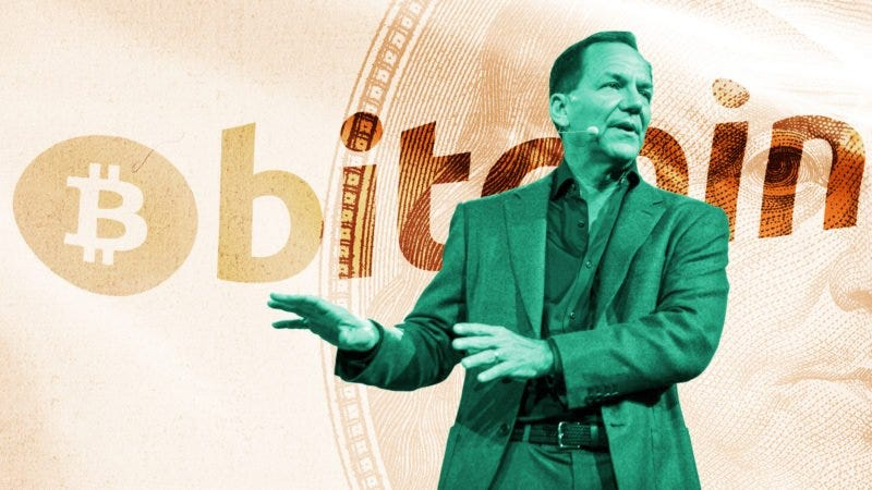 Paul Tudor Jones says he likes bitcoin more than ever, says 'we are in the  first inning' | Headlines | News | CoinMarketCap