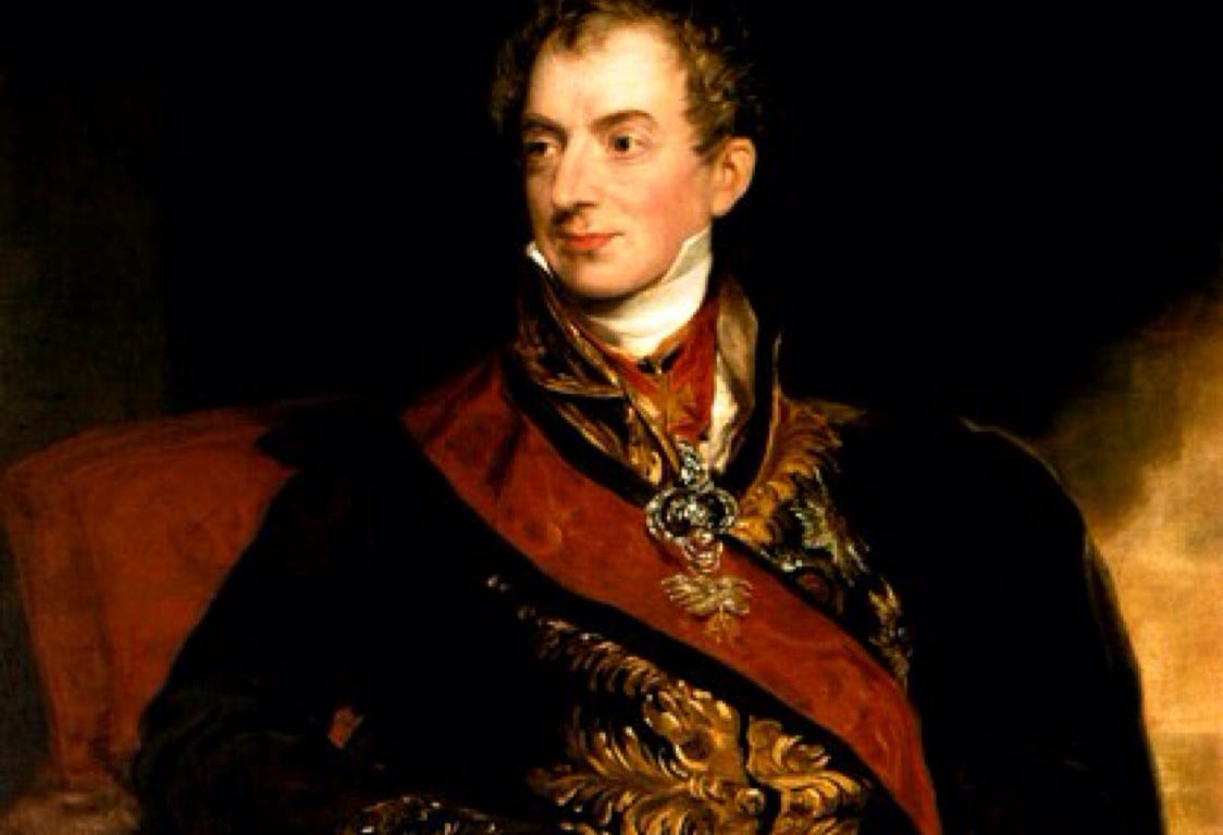 Metternich, il restauratore - Startmag