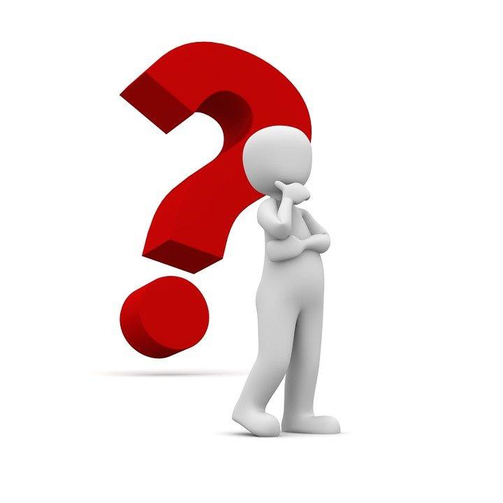 Point D'Interrogation, Question, Réponse