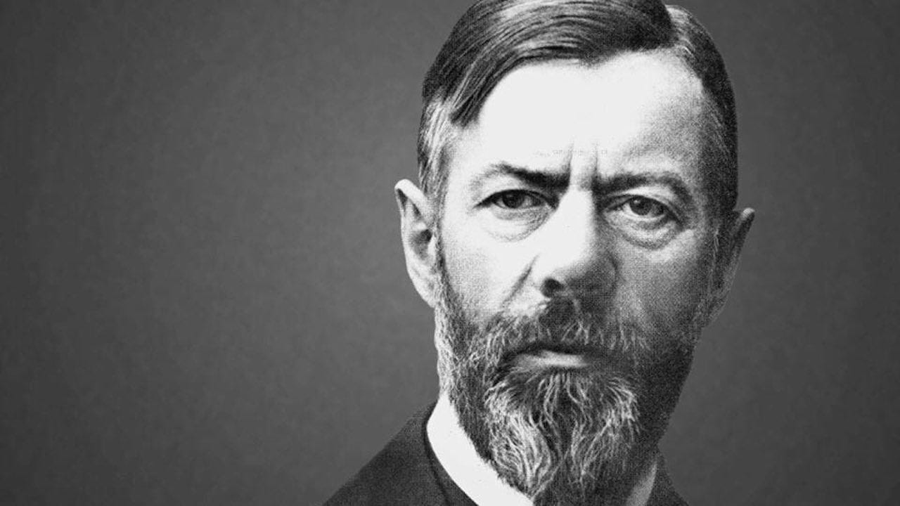 Max Weber: vita, opere e frasi del celebre sociologo