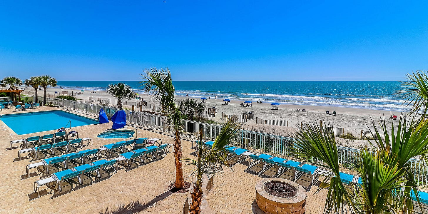 Kid-Friendly Hotels In Myrtle Beach | Holiday Inn Oceanfront @ Surfside  Beach