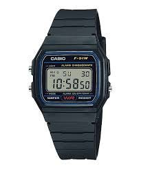 F-91W-1S | VINTAGE SERIES | Timepieces | CASIO