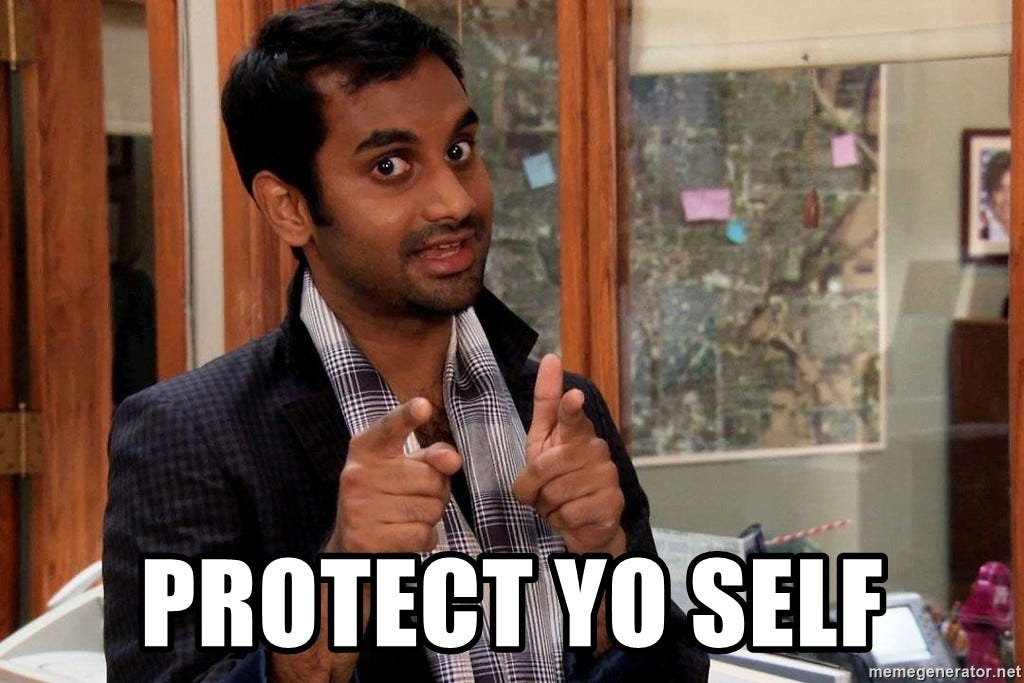 Protect Yo Self - Protect Tom | Meme Generator
