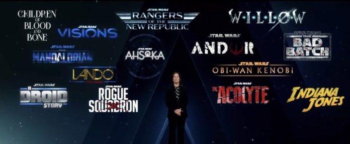 Disney go full throttle on 'Marvel' and 'Star Wars' slate - HeyUGuys