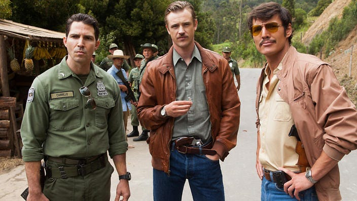 The real DEA agents behind 'Narcos' | Guide