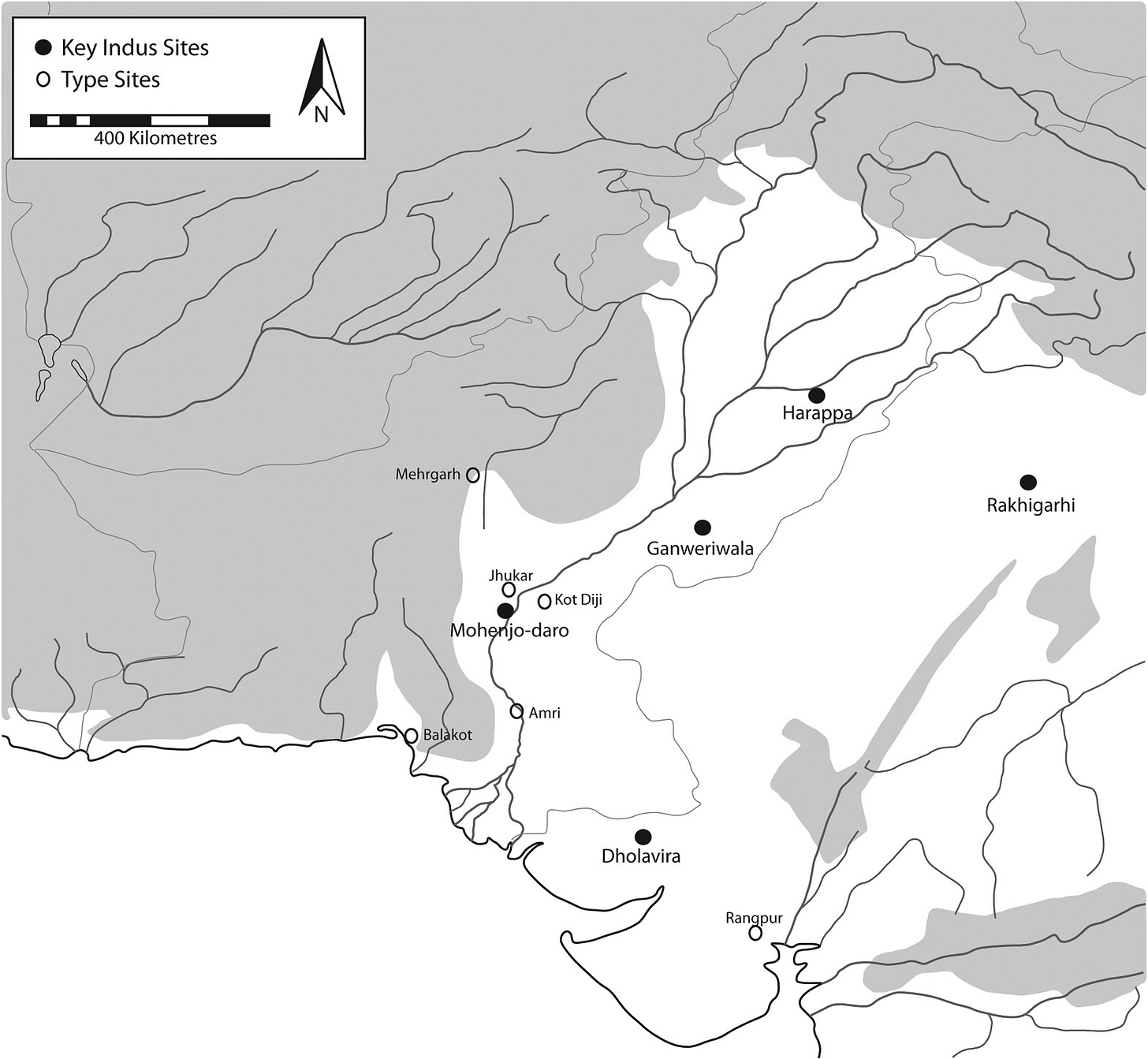 The Indus Valley Tradition (c.6500–1900 BCE) (Part Two) - The Archaeology  of South Asia