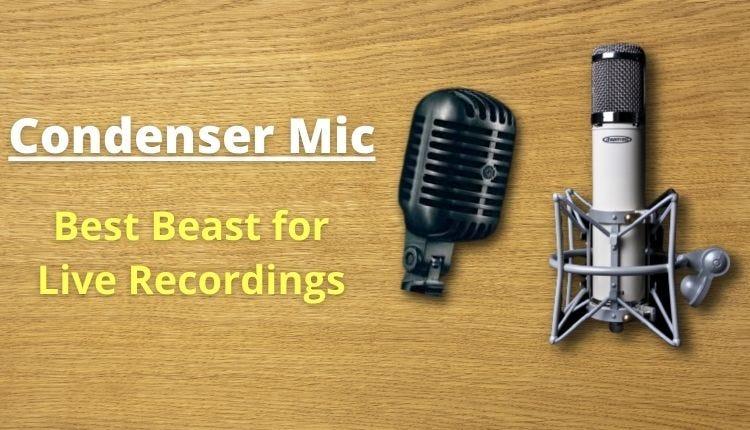 Best condenser microphone