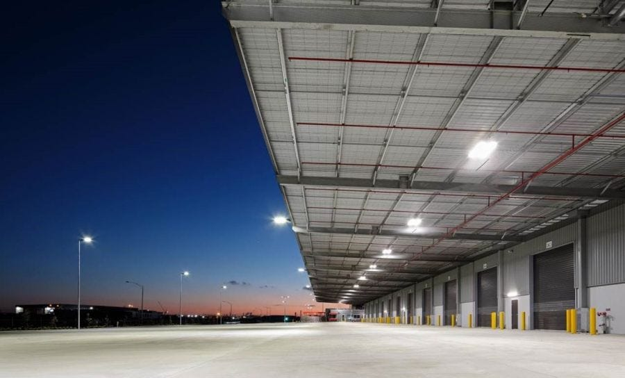 THE INDUSTRIAL PROPERTY REVOLUTION